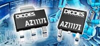 Image of Diodes' AZ1117IH Industrial Temperature Range 1A Low Dropout Linear Regulator