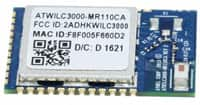 Image of Microchip ATWILC3000 SmartConnect Wireless Network Controllers