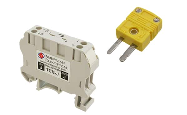 Image of American Electrical's Thermocouple Terminal Blocks